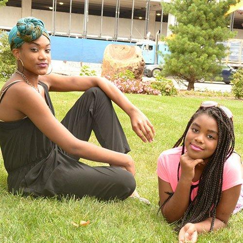 Sooo Pretty Girls at Camp
